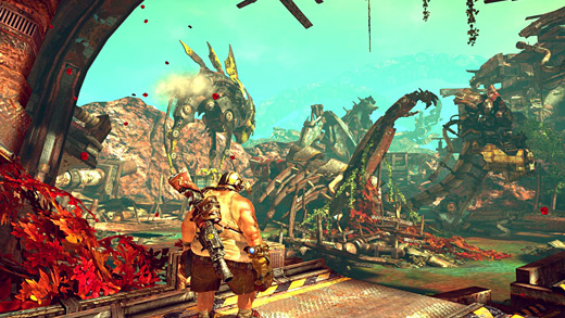 Enslaved: Odyssey to the West — Pigsy's Perfect 10 Screenshot