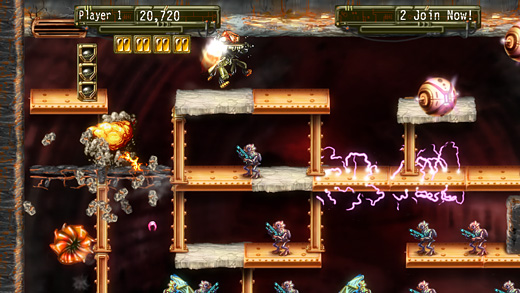 Explosionade Screenshot