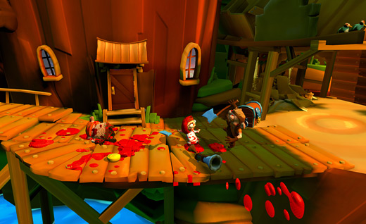 Fairytale Fights Screenshot