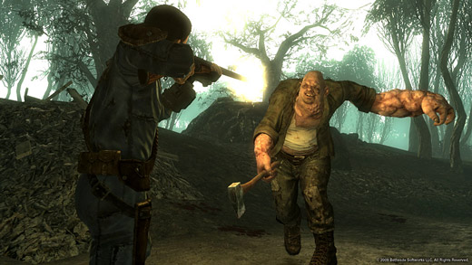 Fallout 3: Point Lookout Screenshot