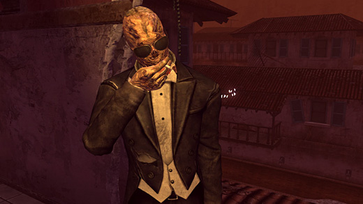 Fallout: New Vegas--Dead Money Screenshot