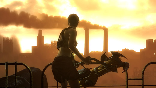 Fallout 3: The Pitt Screenshot
