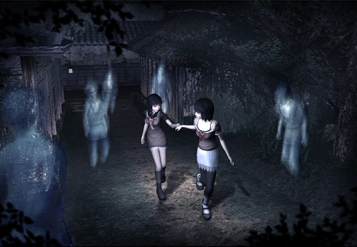 Fatal Frame  2: Crimson Butterfly Screenshot