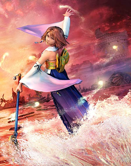Final Fantasy X Artwork