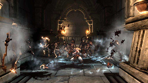 God of War III Screenshot