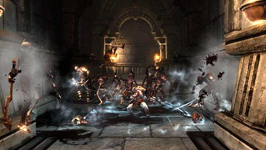 God Of War III Review GameCritics