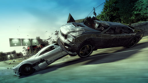 2008: The Year in Review - Burnout Paradise