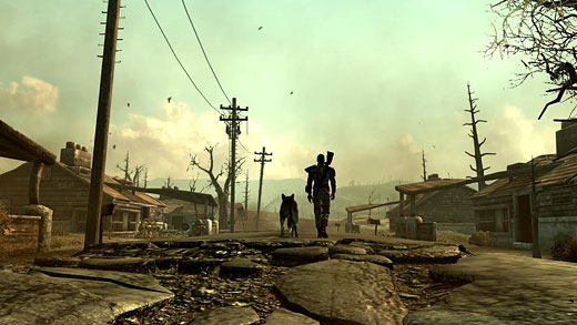 2008: The Year in Review - Fallout 3