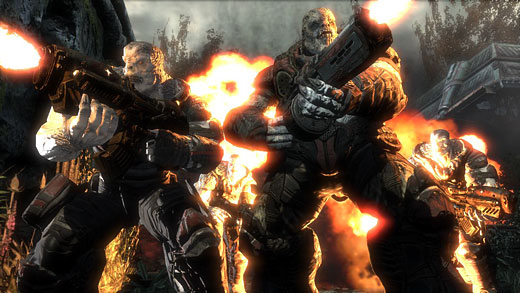 2008: The Year in Review - Gears of War 2