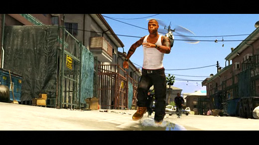 Video: Rockstar unveils Grand Theft Auto V trailer