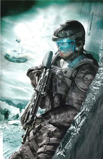 Tom Clancy's Ghost Recon Advanced Warfighter 2 Art