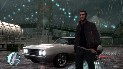 Grand Theft Auto IV (GTA4) Screenshot