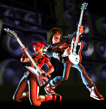 Guitar Hero II Art