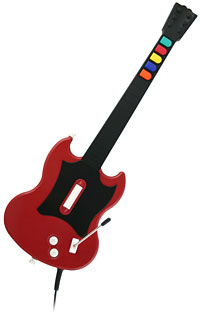 Read review of Guitar Hero II