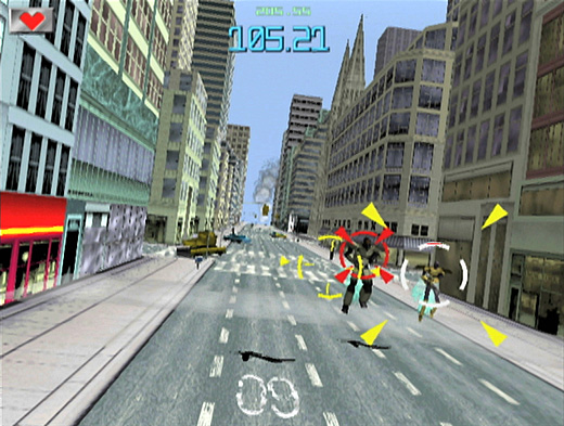 Gunblade NY & L.A. Machineguns Screenshot