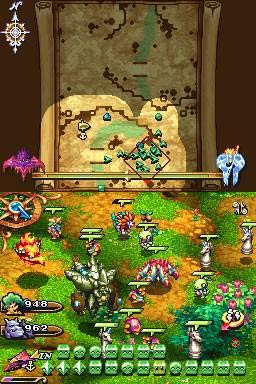 Heroes of Mana Screenshot