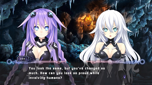 Hyperdimension Neptunia Screenshot