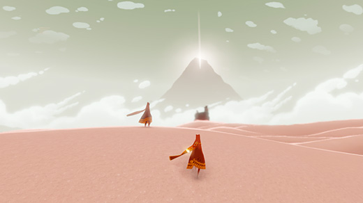 Journey (PSN) Screenshot
