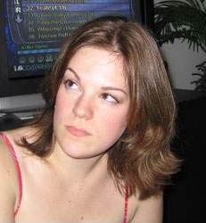 Julianne Greer, Executive Editor of The Escapist