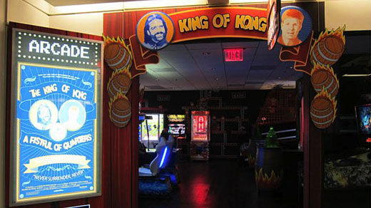 Video: King of Kong's Billy Mitchell opens arcade in Orlando airport