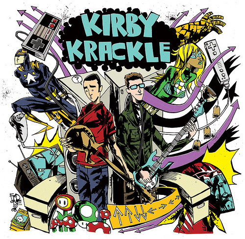 Interview with Kirby Krackle