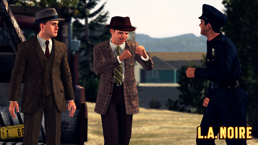 L.A. Noire has problems