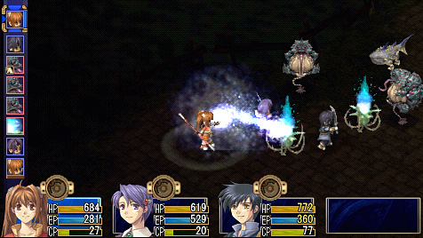 The Legend of Heroes: Trails in the Sky Screenshot