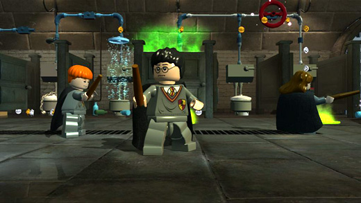 Lego Harry Potter: Years 1 - 4 Screenshot