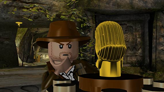 Lego Indiana Jones Screenshot