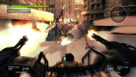Lost Planet:  Extreme Condition Screenshot