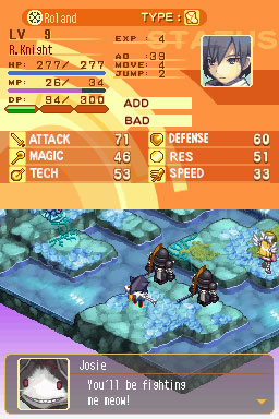 Luminous Arc 2 Screenshot