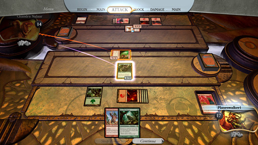 Magic: The Gathering — Duels of the Planeswalkers Screenshot