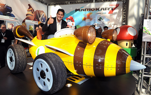 Nintendo partners with West Coast Customs for Mario Kart 7