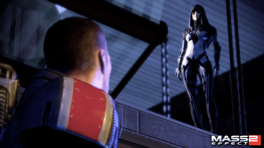 Mass Effect 2: Kasumi—Stolen Memory Screenshot