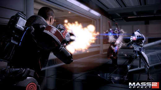 Mass Effect 2: Overlord Screenshot