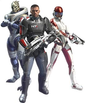 Read review of Mass Effect
