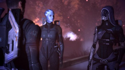 Beyond Gender Choice: Mass Effect's varied inclusiveness