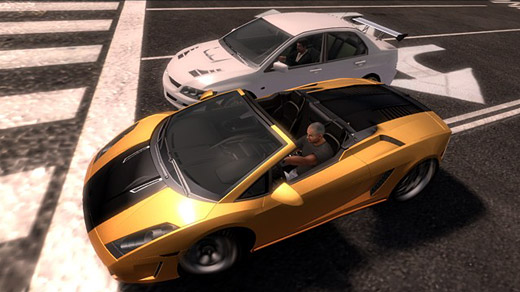 Midnight Club: Los Angeles Screenshot