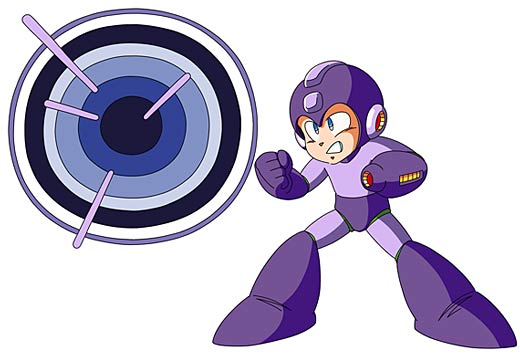 Mega Man 9 Artwork