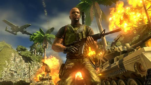 Read review of Mercenaries 2: World in Flames
