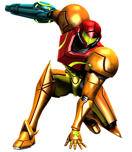 Click here for Metroid: Other M Art Gallery