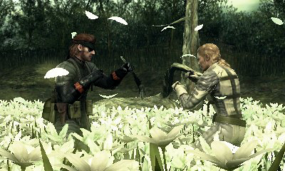 Metal Gear Solid 3: Peace Walker Screenshot