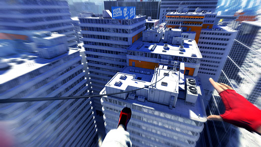 Mirror's Edge Screenshot
