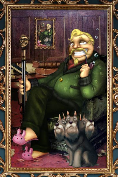 Mystery Case Files: MillionHeir Artwork