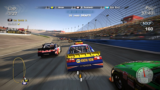 NASCAR 2011: The Game Screenshot