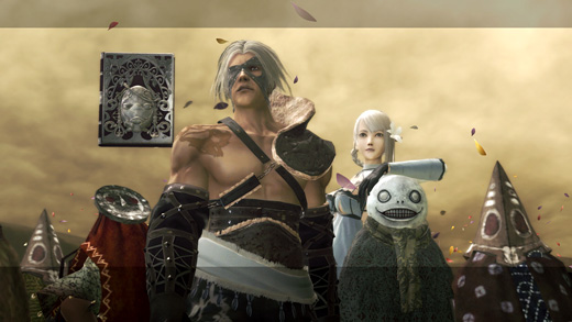 Nier Screenshot