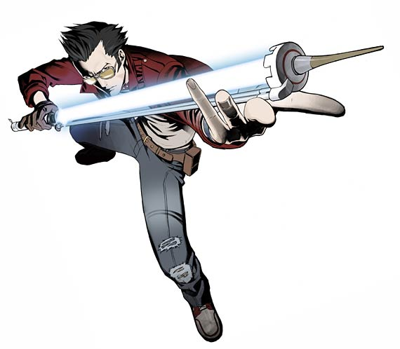 No More Heroes Artwork