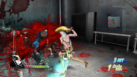 OneChanbara: Bikini Samurai Squad Screenshot