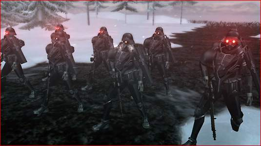 Operation Darkness Screenshot - How did these guys lose?