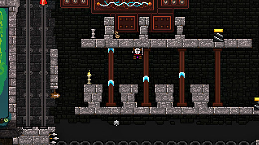 Platformance: Castle Pain Screenshot
